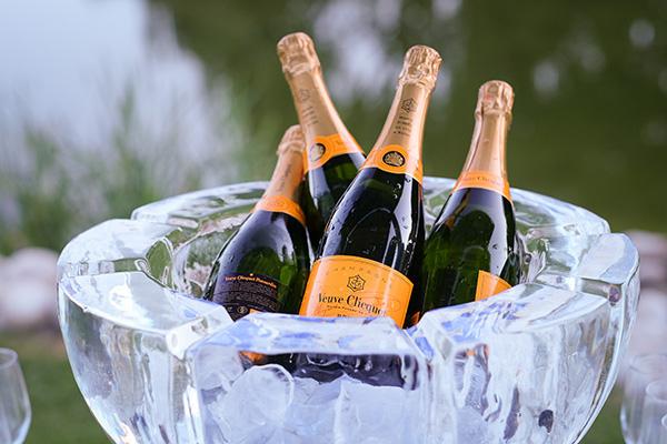Champagne Bodas - Finca El Campillo