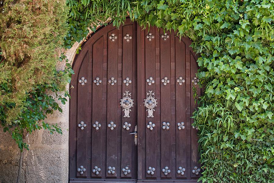 Puerta Ermita - Finca El Campillo