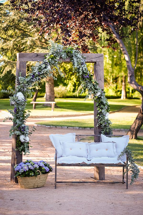 Decoración bodas - Finca El Campillo